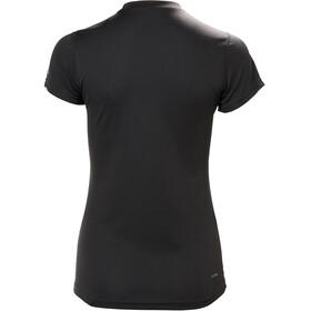 Helly Hansen W's Tech T SS Shirt Ebony